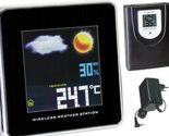 Meteorologické stanice