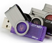Pamäťové karty, USB kľúče